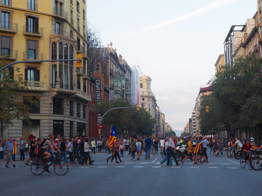 """""""Els carrers seran semprenostres"""""""
