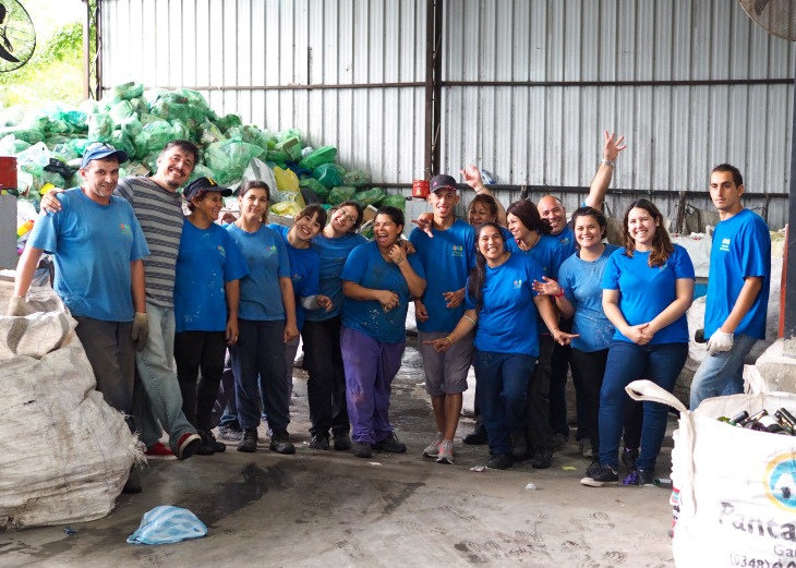Worker Owners at Creando Conciencia